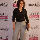 Sexy Bollywood Hotties At Vogue Beauty Awards 2014