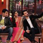 Sonam And Fawad Promote Khoobsurat On Colors Comedy Nights With Kapil