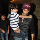 Bollywood Stars Spotted At Lightbox In Mumbai On July 28, 2014