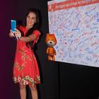 Tara Sharma At NDTV Save Our Tigers Campaign
