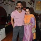 Bollywood Celebs Attend Jaaved Jaffrey Eid Bash 2014