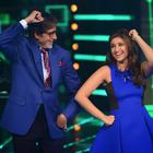 Daawat-E-Ishq Stars Promoted At KBC With Big B