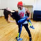 Yo Yo Honey Singh And Urvashi Rautela Rehearsing For Next Video At Royal Academy Of Dramatic Arts London