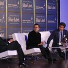 Anil Kapoor,Irrfan And Chetan Bhagat At The Gentleman's Wager Screening