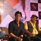 Shahrukh Khan At The Mad Wall Of Dreams App Launch Photos