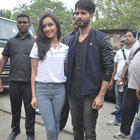 Haider Promotions At Umang College Festival