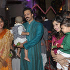 Vivek Oberoi And Shilpa Shetty Celebrates Janmashtami At Iskcon Temple