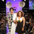 Shilpa Dazzle At Exotic Opening Night At Lakm Fashion Week Winter Festive