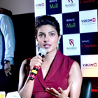 Priyanka Chopra At The Press Conference Of Mary Kom Movie In Lucknow