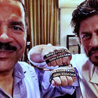 Shahrukh Khan Chosen By Interpol Ambassador