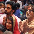 Bachchan Family Visit Lalbaugcha Raja For Celebrate Ganesh Chaturthi