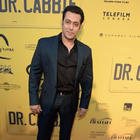 Salman Attends The Red Carpet Premiere Of Dr. Cabbie