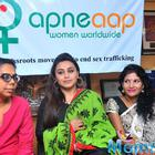Apne Aap Trafficking Survivor Activist Fatima Championed By Rani Mukerji