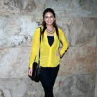Huma Qureshi Goes The Casual Way