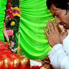 Arjun Rampal Visits Lalbaugcha Raja In Mumbai