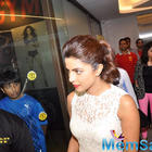 Priyanka Chopra At Gold Gym Event For Mary Kom Promotions