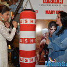 Women Empowerment Event By Usha With Priyanka Chopra
