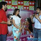 Aditya Roy Kapur And Parineeti Chopra Promote Daawat-E-Ishq At Radio Mirchi