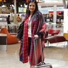 Sona Mohapatra Snapped At Airport