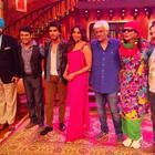 Bipasha,Imran And Vikram Promote Creature 3D On Comedy Nights With Kapil