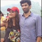 Parineeti And Aditya Promotes Their Movie Daawat- E Ishq On A Road Ride