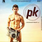 Aamir Khan PK Movie First Look Posters