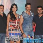 Hrithik And Katrina At Bang Bang Title Track Launch Event