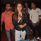 Alia Bhatt Returns From Her Shandaar London Shoot