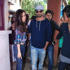 Shahid And Shraddha At Red FM For Haider Promotion