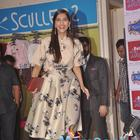Sonam And Fawad Promote Khoobsurat At Reliance Trends