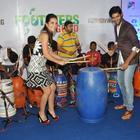 Purab Kohli And Tara Sharma At Footsteps Good's Fund Raiser Event