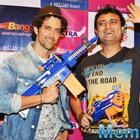 Hrithik Roshan Launches Mitashi Bang Bang Merchandise