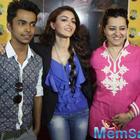 Soha Ali Khan Promoted Chaarfutiya Chhokare In Noida