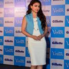 Chitrangada Singh And Soha Ali Khan Launched Gillette Venus Satin Care Shave Gel