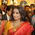 Vidya Balan Launches Jewellery Store In Kolkata