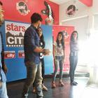 Shahid With Shraddha At Delhi Stars In The City