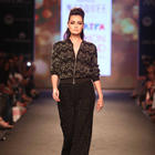 Dia Mirza At Myntra Fashion Weekend 2014