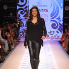 Sushmita Sen At Myntra Fashion Weekend 2014