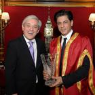 Bollywood King Khan Receives Global Diversity Awards 2014