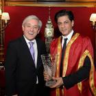 Bollywood King Khan Receives Global Diversity Awards 2014