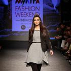 Diana Penty On Day 3 At Myntra Fashion Weekend 2014