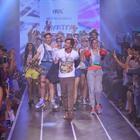 Hrithik Roshan Walks For HRX At Myntra Fashion Weekend Finale 2014
