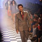 Bollywood Actor Ali Zafar Walks For Mens Health At Myntra Fashion Weekend 2014