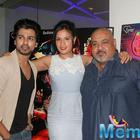 Nikhil Dwivedi And Richa Chadda At Film Tamanchey Screening