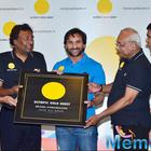 Saif Ali Khan Felicitates Asian Games 2014 Medal Winners Of India