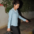 Priyanka Chopra Snapped At Cinematographer Sameer Arya Bash