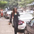 Bipasha Basu Snapped Post Her Workout In Mumbai