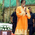 Superstar Amitabh Bachchan Celebrates 72nd Birthday With The Media