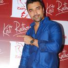 Vivek Oberoi And Ajaz Khan At Kirti Rathore Designer Menswear Studio Launch