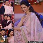 HNY Team At Comedy Nights With Kapil To Promote Their Movie
